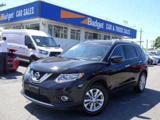 Used 2016 Nissan Rogue Panoramic Sunroof, 360 Camera, 7 Passenger for sale in Vancouver, BC