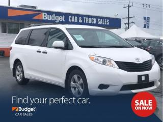 Used 2017 Toyota Sienna Quad Style Leather Seating, Bluetooth for sale in Vancouver, BC