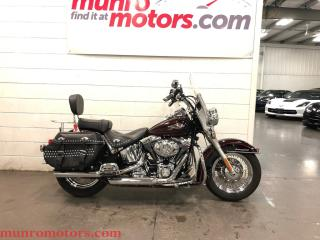 Used 2011 Harley-Davidson FLSTC Heritage Softail Classic Touring - for sale in St George Brant, ON