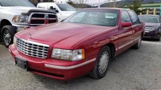 Used 1998 Cadillac DeVille Base for sale in West Kelowna, BC