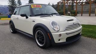 Used 2004 MINI Cooper S for sale in West Kelowna, BC
