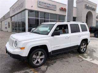 Used 2017 Jeep Patriot Altitude.NOT A Rental. Leather/Roof/Navi for sale in Burlington, ON