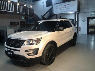 Used 2017 Ford Explorer XLT 6 SEATER for sale in Concord, ON