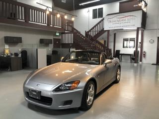 Used 2001 Honda S2000 Base for sale in Concord, ON
