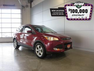 Used 2016 Ford Escape SE - FWD, Bluetooth, Back Up Cam, Heated Seats for sale in London, ON