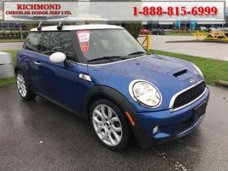 Used 2008 MINI Cooper S Base for sale in Richmond, BC