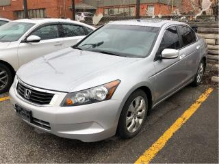 Used 2010 Honda Accord Sedan EX, good pricing for sale in Scarborough, ON