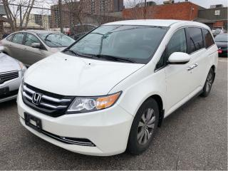 Used 2015 Honda Odyssey EX, only 59,000 km. for sale in Scarborough, ON
