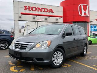 Used 2009 Honda Odyssey DX, priced to sell fast for sale in Scarborough, ON