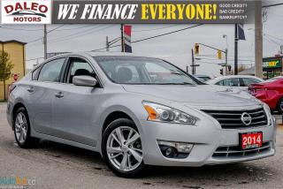 Used 2014 Nissan Altima S / BACK UP CAM / POWER MOON ROOF / BLUETOOTH for sale in Hamilton, ON