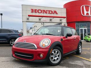 Used 2013 MINI Cooper Hardtop Cooper, power roof, and priced right for sale in Scarborough, ON