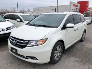 Used 2015 Honda Odyssey EX-L w/Navi for sale in Scarborough, ON