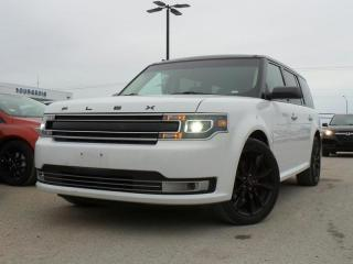 Used 2018 Ford Flex *CPO* LIMITED 2.9% APR FREE WARRANTY* for sale in Midland, ON
