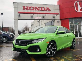 Used 2017 Honda Civic coupe si for sale in Scarborough, ON