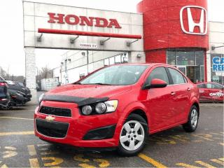 Used 2014 Chevrolet Sonic LT, like new, under 19, 000 kilometers for sale in Scarborough, ON