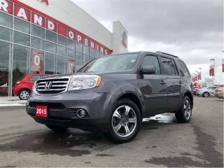 Used 2015 Honda Pilot Special Edition for sale in Pickering, ON