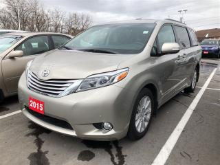 Used 2015 Toyota Sienna XLE for sale in Pickering, ON