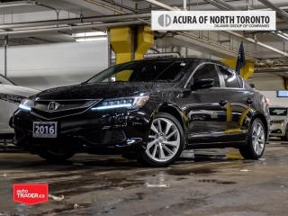 Used 2016 Acura ILX Premium Accident Free| Remote Start| Bluetooth for sale in Thornhill, ON