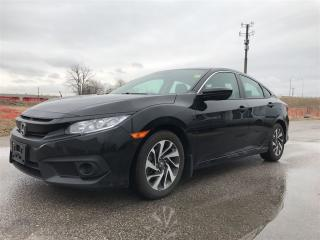 Used 2016 Honda Civic HONDA SENSING PKG | SUNROOF | BLUETOOTH for sale in Scarborough, ON