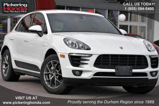 Used 2015 Porsche Macan S Clean Carproof|Bluetooth|Power Liftgate for sale in Pickering, ON