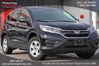 Used 2016 Honda CR-V LX 2WD for sale in Pickering, ON
