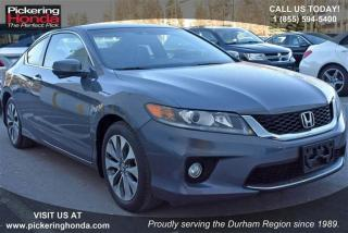 Used 2013 Honda Accord Coupe L4 EX-L Navi CVT for sale in Pickering, ON