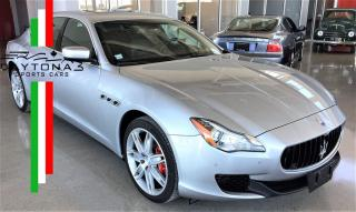 Used 2014 Maserati Quattroporte Q4 for sale in Woodbridge, ON