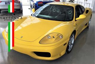 Used 2000 Ferrari 360 - for sale in Woodbridge, ON