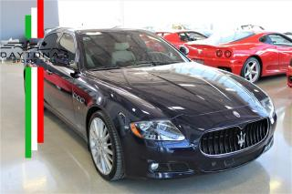 Used 2011 Maserati Quattroporte GTS Sport for sale in Woodbridge, ON