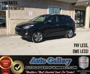 Used 2015 Hyundai Tucson Limited *AWD/Nav for sale in Winnipeg, MB