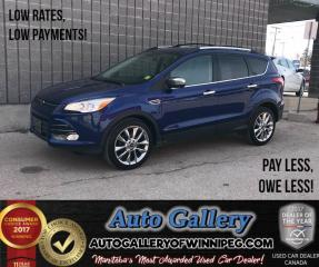 Used 2015 Ford Escape SE *AWD for sale in Winnipeg, MB