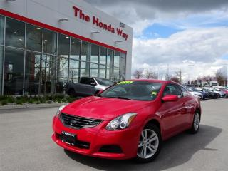 Used 2012 Nissan Altima Coupe 2.5 S for sale in Abbotsford, BC
