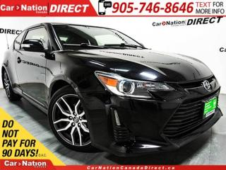 Used 2014 Scion tC | LOW KM'S| SUNROOF| TOUCH SCREEN| for sale in Burlington, ON
