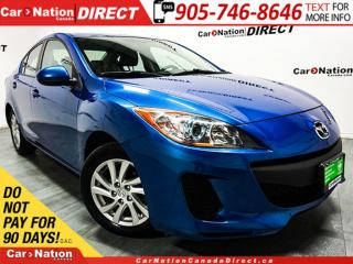 Used 2012 Mazda MAZDA3 GS-SKY| HEATED SEATS| ONE PRICE INTEGRITY| for sale in Burlington, ON