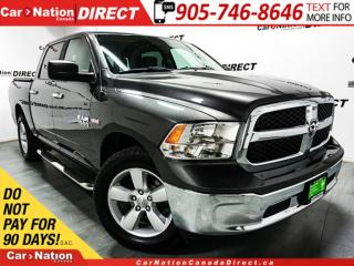 Used 2016 Dodge Ram 1500 SLT| 4X4| HEMI| BACK UP CAMERA| TONNEAU COVER| for sale in Burlington, ON