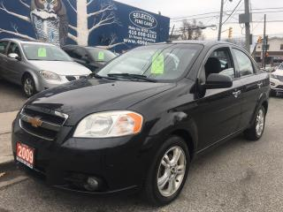 Used 2009 Chevrolet Aveo LT for sale in Scarborough, ON