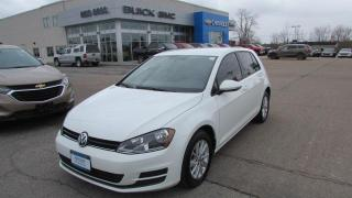 Used 2017 Volkswagen Golf COMFORTLINE for sale in Arnprior, ON