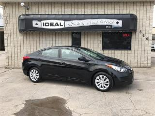 Used 2013 Hyundai Elantra GL for sale in Mount Brydges, ON