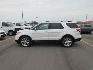 Used 2013 Ford EXPLORER LIMITED 4WD for sale in Cayuga, ON