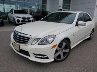 Used 2012 Mercedes-Benz E-Class 4dr Sdn E300 4MATIC for sale in North York, ON