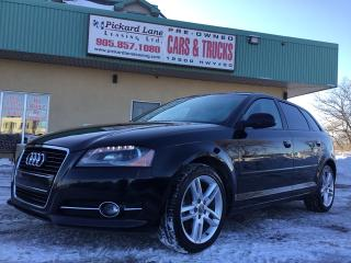 Used 2012 Audi A3 2.0T Progressiv for sale in Bolton, ON