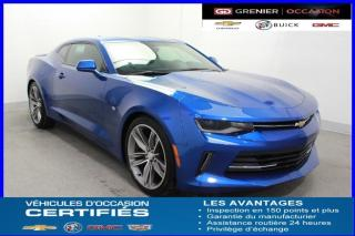 Used 2017 Chevrolet Camaro Lt Rs Fifty édition for sale in Terrebonne, QC