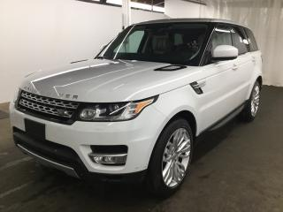 Used 2014 Land Rover Range Rover Sport Sport. Supercharge 7 Passengers. DVD. Panoramic.Navigation. Original for sale in North York, ON