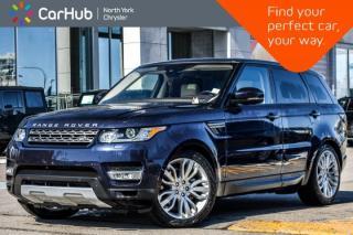 Used 2017 Land Rover Range Rover Sport Td6 HSE AWD|Premium Pkg|Meridian Audio|21