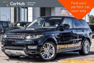 Used 2017 Land Rover Range Rover Sport Td6 HSE AWD|Extra Duty,Premium Pkg|Meridian Audio for sale in Thornhill, ON