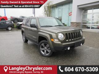 Used 2015 Jeep Patriot Sport/North <B>*ACCIDENT FREE*1 OWNER*LEATHER*<b> for sale in Surrey, BC