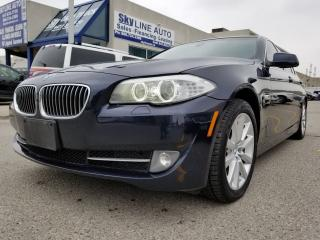 Used 2012 BMW 528 i xDrive AWD|NAVI|CAM|SUNROOF|BLUETOOTH|HEATED SEATS for sale in Concord, ON