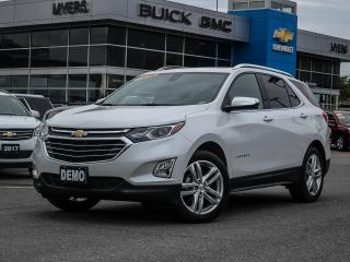 Used 2018 Chevrolet Equinox PREMIER, AWD, 1.5 T for sale in Ottawa, ON