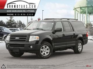 Used 2011 Ford Expedition EL XLT 4WD for sale in Stittsville, ON