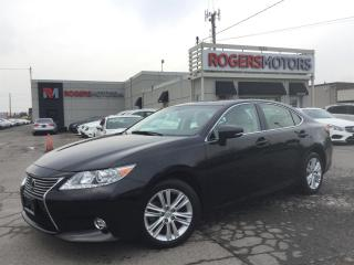 Used 2015 Lexus ES 350 - NAVI - LEATHER - REVERSE CAM for sale in Oakville, ON